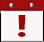 Symbol für Hinweis mit einem roten Ausrufezeichen©Universitätsstadt Marburg