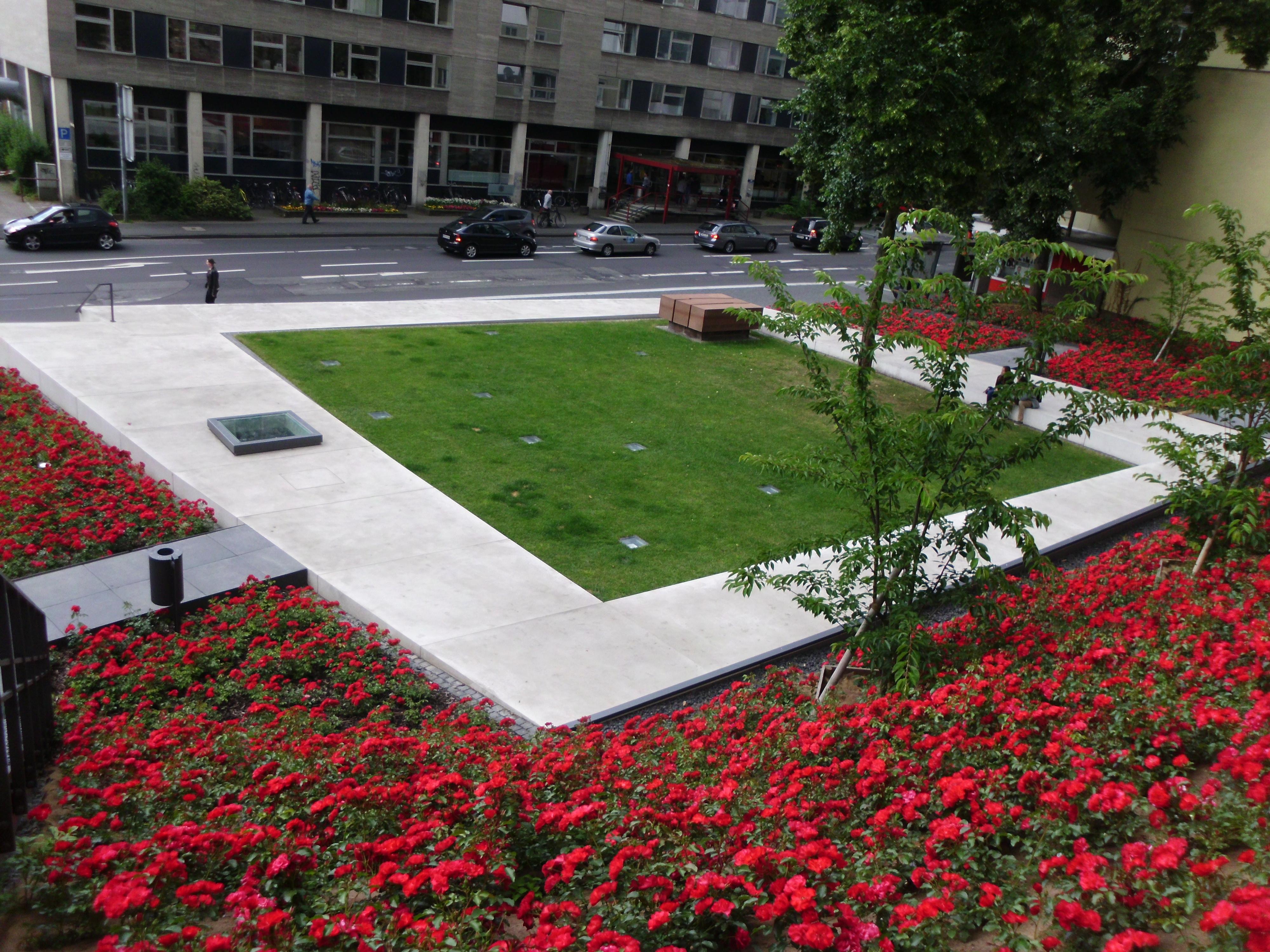 Garten des gedenkens leichte sprache marburg - Garten leichte hanglage ...