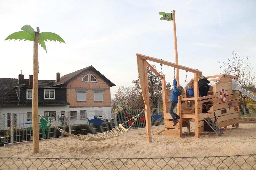 Spielplatz Marburg