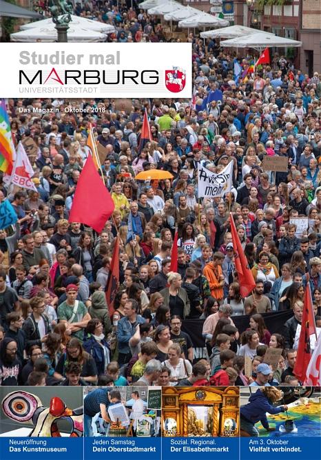 StmM Oktober 2018©Universitätsstadt Marburg