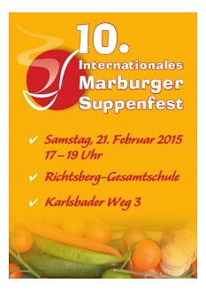 10. Internationales Marburger Suppenfest©Kultur & Kulturen