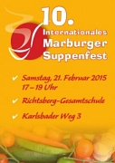 10. Internationales Marburger Suppenfest