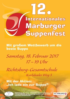 12. Marburger Suppenfest©Kultur & Kulturen