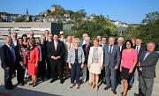 Die AG der Stadtverordnetenvorsteher/innen im Hessischen Städtetag traf sich zur 131. Tagung im Erwin-Piscator-Haus in Marburg.