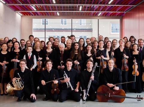 Junge Marburger Philharmonie©Junge Marburger Philharmonie