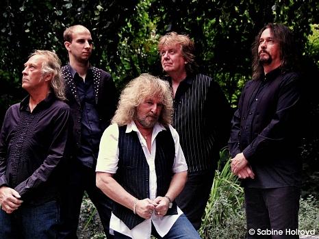Die Mitglieder der Band Barclay James Harvest.©Sabine Holroyd