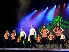 Die Tänzer der Gruppe Danceperados.©Danceperados of Ireland GmbH