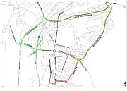 3. bis 5. Juli: Vollsperrung Kreuzung Beltershäuser Straße/Cappeler Straße