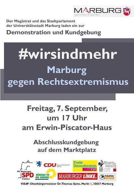 #wirsindmehr©Stadt Marburg, Patricia Grähling