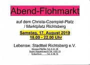 Abendflohmarkt 17.08.2019