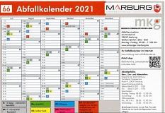 Abfallkalender 07-12_2021 Hermershausen©Universitätsstadt Marburg