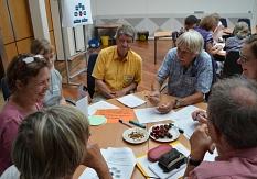 Arbeitsgruppe Beteiligung in den Stadtteilen©Stadt Marburg, Philipp Höhn