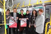 """Aktion """"Nein zu K.O. Tropfen - Nein zu Gewalt gegen Frauen"""""""
