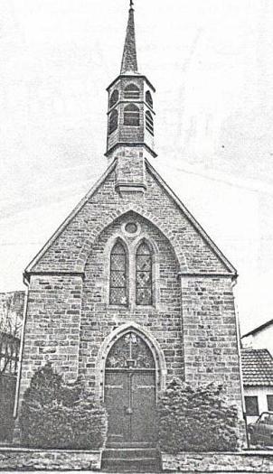 Kirche früher