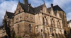 Alte Universität, Blick von der Weidenhäuser Brücke