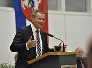 """""""Nach besten Lösungen für die Stadt suchen"""" - der künftige Oberbürgermeister in seine Rede vor der Stadtverordnetenversammlung."""