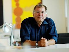 """An Menschen orientierte Stadtplanung - das steht für Jan Gehl im Mittelpunkt. """"Marburg800 weiter denken"""", die Zukunftsreihe zum Stadtjubiläum holt ihn für Ende September nach Marburg.©Ashley Bristowe Lowres."""
