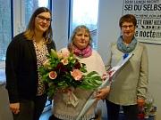 Angelika Pfaff in Ruhestand verabschiedet
