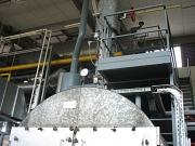 Anlagenteile Blockheizkraftwerk Stadtwald