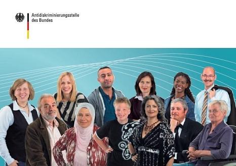 Postkarte zu einer Kampagne der Antidiskriminierungsstelle des Bundes©Antidiskriminierungsstelle des Bundes