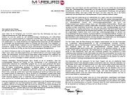 Antwort auf Offenen Brief des Oberbürgermeisters betrf. Asyl- und Integrationsleistungen