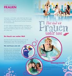 AquaMar - Flyer Frauenschwimmen 2018 - Seite 2©Universitätsstadt Marburg