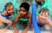 Kinder-Schwimmkurs