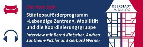 Audioreihe Rotes Sofa Banner 2©Universitätsstadt Marburg