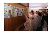 Auf Plakaten stellten die Marburger Außenstadtteile ihren Ort und die Entwicklungsmöglichkeiten beim IKEK-Forum vor