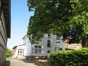 Aussicht auf das Bürgerhaus Hermershausen