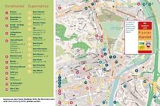 Auszug aus der Broschüre FAIR-Kaufen, FAIR-Speisen, Fair-Kleidung, 2. Auflage, 2018©Universitätsstadt Marburg