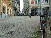 Vier Wochen früher als geplant, sind die Bauarbeiten in der Marburger Oberstadt abgeschlossen.