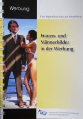 Begleitbroschüre Ausstellung Frauen- und Männerbilder in der Werbung©Universitätsstadt Marburg