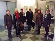 Besuch des Seniorenbeirates Eisenach in der Universitätsstadt Marburg©Universitätsstadt Marburg