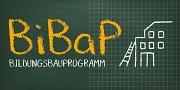 Das Logo des Bildungsbauprogramms (BiBaP).