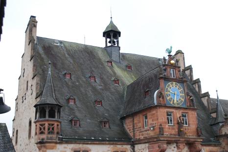 Rathaus©Universitätsstadt Marburg