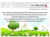 Hinweisschild Biotop©Universitätsstadt Marburg, Fachdienst Stadtgrün
