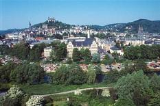 Blick auf Marburg©Universitätsstadt Marburg