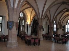 Blick in den Fürstensaal des Marburger Landgrafenschlosses©Kristina Lieschke