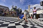 Die Breakdance-Gruppe Funky Harlekinz tritt in Marburg gleich zweimal auf.