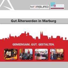 Broschüre Gut Älterwerden in Marburg©Universitätsstadt Marburg