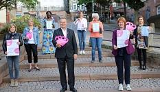 Brustkrebsvorsorge©Universitätsstadt Marburg
