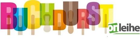 Logo der Aktion Buchdurst©Hessisches Literaturforum im Mousonturm e. V. / OnleiheverbundHessen