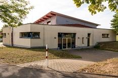 Gemeinsam mit den Orten Haddamshausen und Hermershausen wird das Bürgerhaus von Cyriaxweimar genutzt.©Ole Widekind, i. A. d. Stadt Marburg