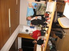 Bürgermeister Stötzel grüßt©Bernd Weimer