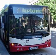 Alle Angebote des Marburger Busnetzes bleiben bestehen.
