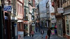 Die Marburger Oberstadt bietet ein besonderes Einkaufsflair – dies wollen die Beteiligten besser vermarkten.