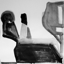 Christel Stroh, Schattenwurf