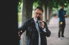 Beim CitySlam der Städte wird Henning Chadde aus Hannover moderieren.©Matthias Stehr