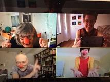 Clown + Objekt am Freitag mit Selina Senti